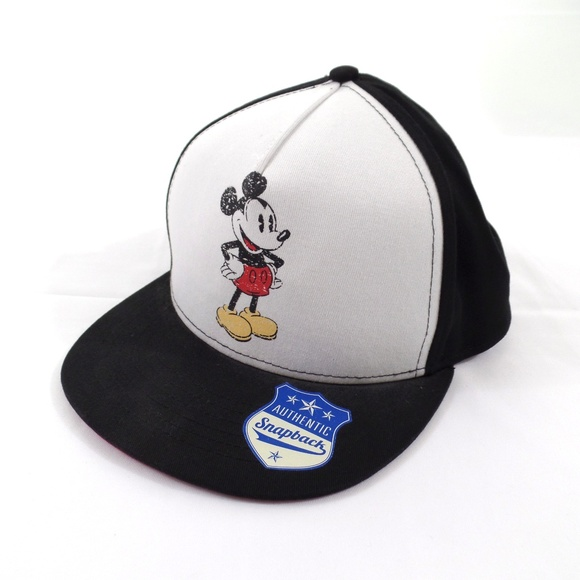 480805a3f88 Mickey Mouse Snapback Hat